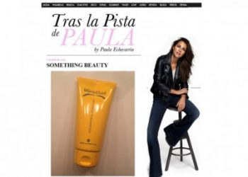 the product that PAULA ECHEVARRIA recommends