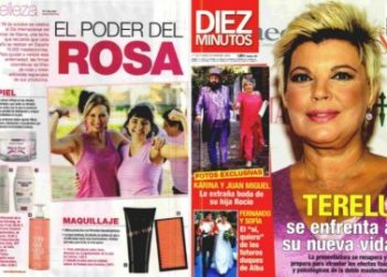 Beauty Cream in Diez Minutos magazine