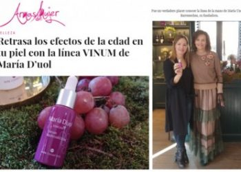 The new VINUM line on the Armas de Mujer blog