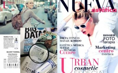 Oxygenating Fluid in Nueva Estética Magazine