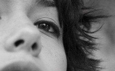 Eye contour. Eye Patch