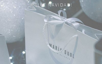 AT MARÍA D'UOL WE WISH YOU Merry Christmas!