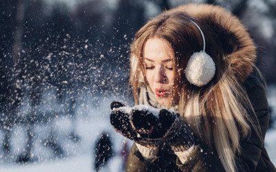 Habits for beautiful skin in winter