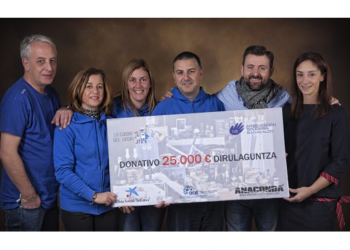 € 25,000 against childhood cancer