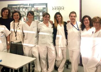 Visit to Hospitals in Madrid.