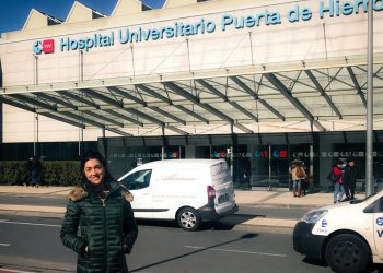 We are already at the Puerta del Hierro Hospital!